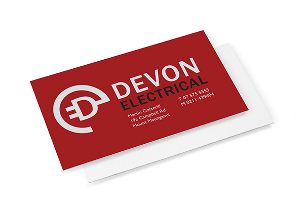 Devon Electrical Logo